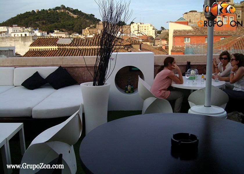 Publicidad para exteriores: Grupo Zon en decoración de locales ...