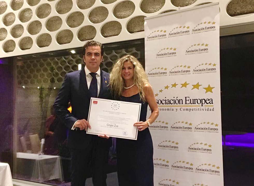 Premio Asociación Europea al Mérito en el Trabajo