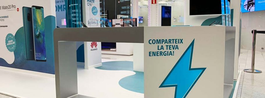 Huawei en MWC 2019