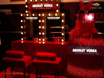 Absolut Vodka Barra
