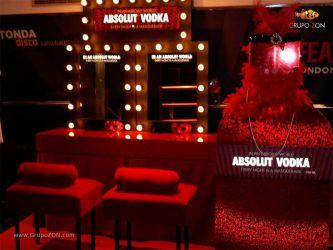 Absolut Vodka Barra