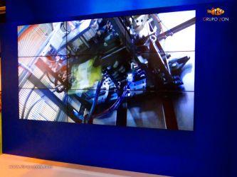 VideoWall para Stands CMSA