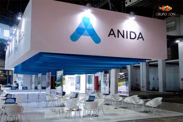 Stand de Diseño ANIDA BBVA