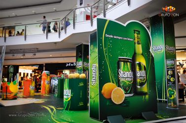 Stands Shandy Cruzcampo