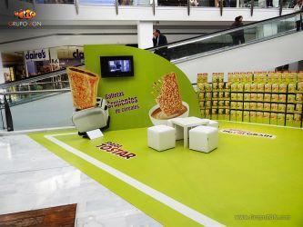 Evento Kellogg's Centro Comercial Vaguada