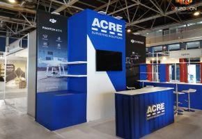 Stand Acre en Expodrónica 2019